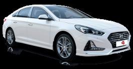 Hyundai Sonata 2018 - изображение №1