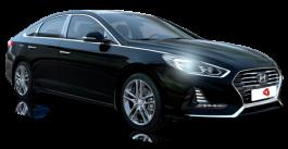 Hyundai Sonata 2018 - изображение №2